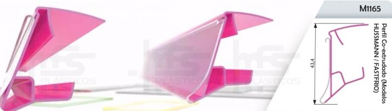 Compra de Perfil Plástico Quadrado Pirituba - Perfil Plástico em L