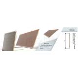 perfil plástico quadrado Pedreira