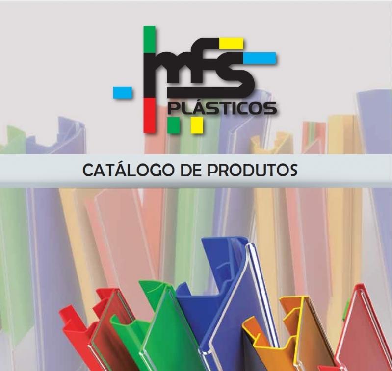 Porta Preço e Etiqueta em Acrílico Valor Pirambóia - Porta Preço e Etiqueta em Acrílico 4 X 3 Cm