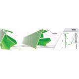 compra de perfil plástico para gôndolas Cantareira